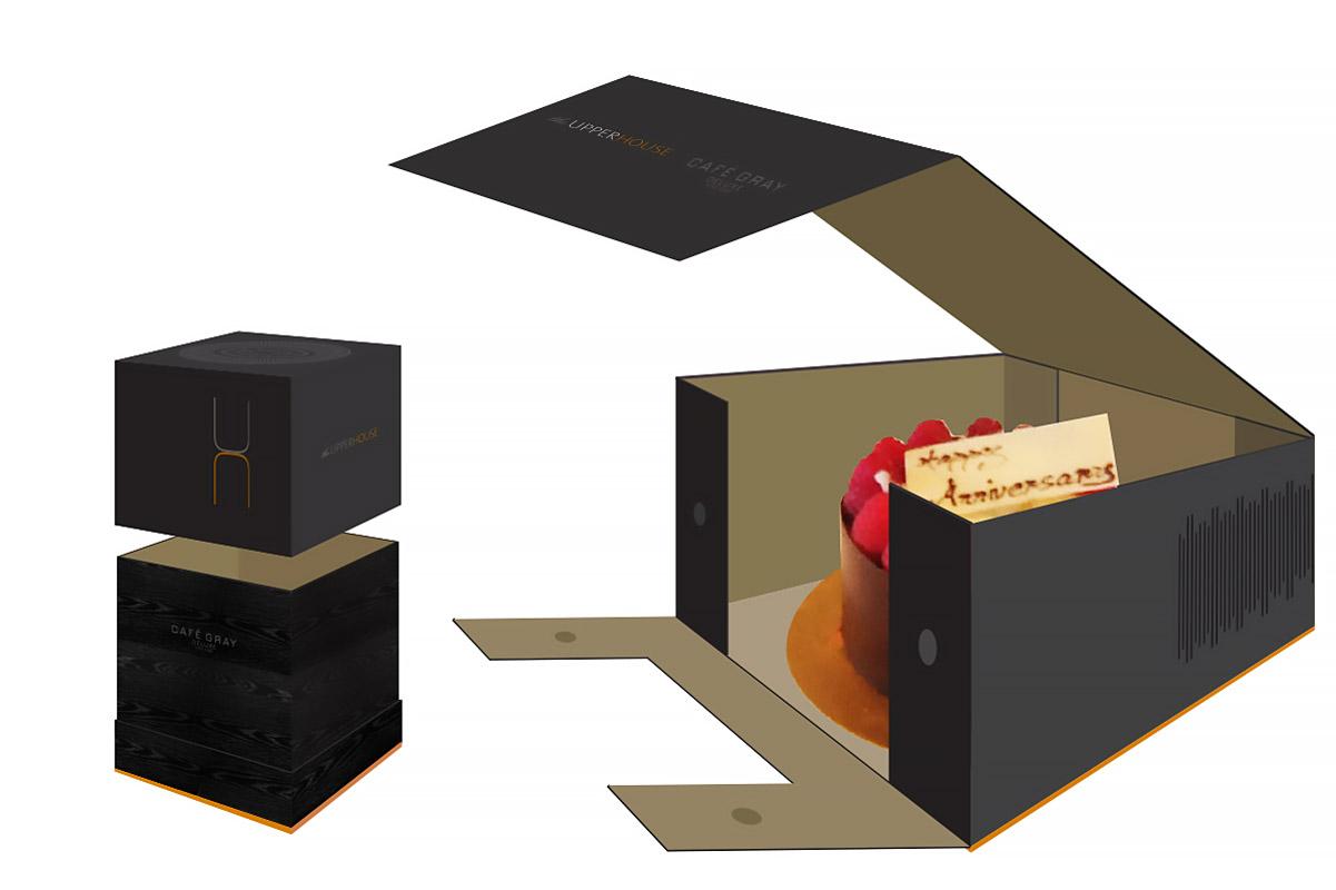 Mangrey packaging design for Box design hotel